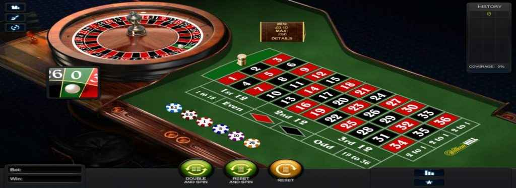 Description: Online-Roulette-Casino